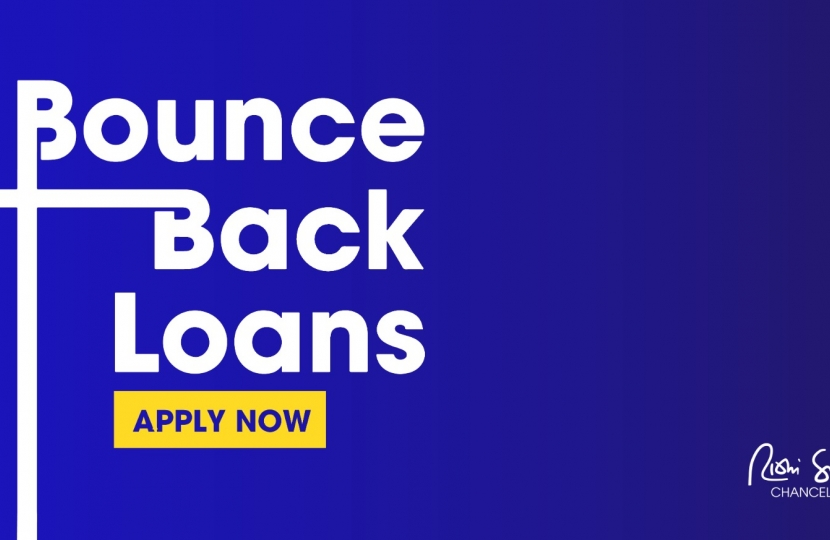 Bounce Back Loans - Apply Now