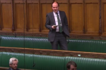 Richard Holden speaks in PMQs